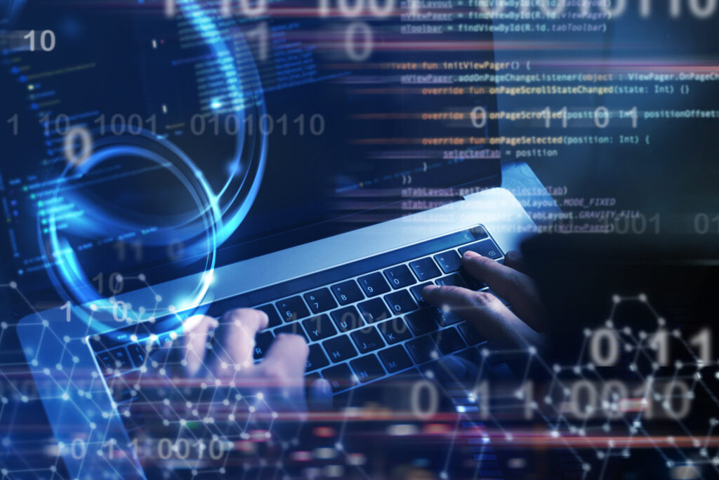 幅広く対応可能なプログラムミング能力